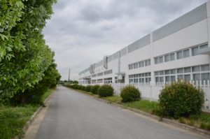Wuxi Griffin GMP facility in Wuxi, China