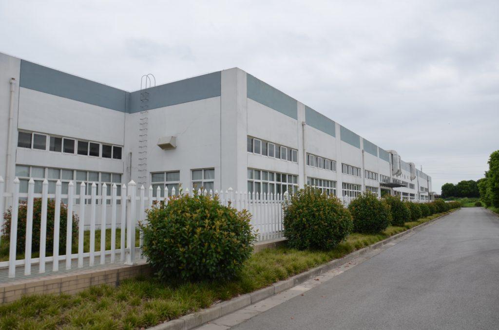 Wuxi Griffin GMP facility